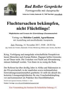 17-11-06 Vortrag Hr. Landolt